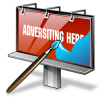 Advertising, Affiliate Network, Banner, Billboard, Design Icon | Icon image #5603