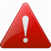 , Alert, Attention, Danger, Exclamation, Safety, Warning Icon | Icon image #1584