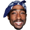 Face  Image In This Page You Can Download  Image Tupac Face thumbnail 42648