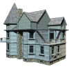 High Resolution House  Clipart image #188