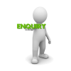 3d Man Enquiry Icon image #28526