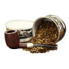 A Pipe, Box, Tobacco, Smoking A Pipe,  Image image #48060