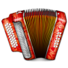Acordeon Vintage Icon image #19151