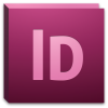 Adobe, Indesign, Logo Icon image #28407