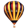 Air Balloon  Beautiful Clipart image #46763