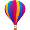 Air Balloon  Transparent Background image #46765