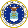 Background Transparent Hd Air Force Logo image #29349
