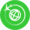 Air Travel Icon By Dustwin thumbnail 217