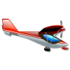 Airplane Icon | Brilliant Transportation Iconset | Iconshock image #2513