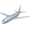 Airplane Travel Icon image #4965