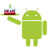 Android Happy Birthday Icon image #10205