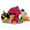 Angry Birds  Transparent Background image #46193