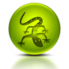 Animal Lizard Icon image #33213