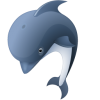 Animals Dolphin Icon | Windows 8 Iconset | Icons8 image #6287