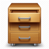 Archive Cabinet Icon image #9292