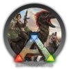 Ark Logo Survival Evolved Icon image #43985