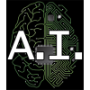 Artificial Intelligence Save Icon Format image #14777