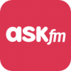 Ask.fm Logo Pink Icon image #5444