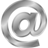 At Sign For Email At Email Sign Icon image #5707