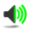 Audio Sound Speaker Volume Icon image #19453