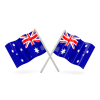 Australia Flags Icon thumbnail 10297