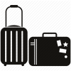 Baggage Travel Icon image #24179