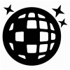 Ball, Disco Icon image #14195