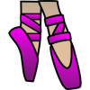 Ballet Shoes Icon image #33577