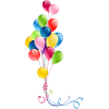 Balloon Background  Transparent image #28090
