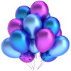 High Resolution Balloon  Clipart image #28100