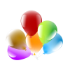 Balloon  Transparent Background image #28104