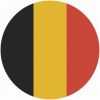 Vector Icon Belgium Flag image #21143
