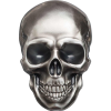 Best Gray Metal Skull Picture Images image #47899