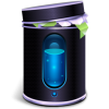 Bin, Full, Recycle Icon image #4217