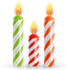 High Resolution Birthday Candles  Icon image #31032