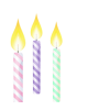 Birthday Candles  Icon image #31034