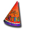 Birthday Hat  Transparent image #20298