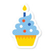 Download Birthday Icon Vectors Free image #10183