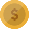 Bitcoin, Cash, Coin, Currency, Dollar, Euro, Finance Icon thumbnail 42925