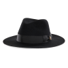 Black Fedora Hat Transparent Images image #34099