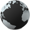 Black Globe World image #3005