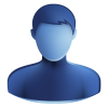 Blank Face Person Icon thumbnail 4282