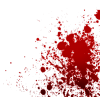 Blood Splatter Photo image #7150