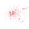 Blood Splatter Transparent image #44457