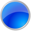 Blue Circle Icon thumbnail 16075
