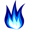 Blue Fire image #2450