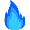 Blue Fire image #2451