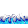 High-quality Blue Flames Cliparts For Free! image #34525