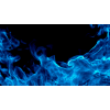 High Resolution Blue Flames  Icon image #34506