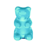 Blue Gummy Bear image #30421